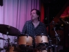 Michael performing with INNERrOUTe at Trumpet's Jazz Club, Montclair, NJ
