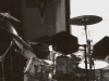 Yamaha Recording Custom drumkit with Simmons SDS7 electronic drums