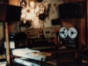 Early, Studio in my apt on Ave A, East Village NYC, circa 1986