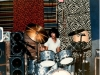 Summer of 79, The band I was in, The Kind, rented a rehearsal space next to a cemetery in Sayville NY. I wish I still had that Slingerland kit!
